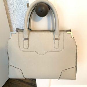 Rebecca Minkoff Gray Leather Bag